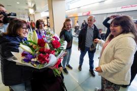 De Kentucky a Sant Antoni en busca de su familia