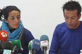 Los padres de Gabriel: «Su ADN en la camiseta nos hace pensar que estamos cerca»