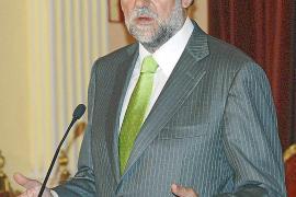 Rajoy: «El impuesto de patrimonio castiga al que ahorra»