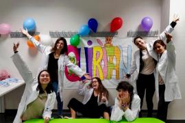 Cerca de 180 niños participan en la actividad Hospital de Osos de Peluche