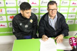Quintela renueva con el Palma Futsal hasta 2021