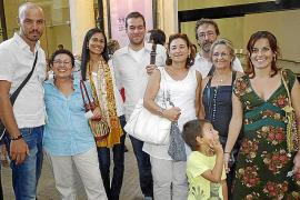 Entrega de los Premis Consell de Mallorca a la Solidaritat 2011