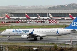 Las aerolíneas españolas aumentarán este verano un 10 % sus vuelos hacia Mallorca