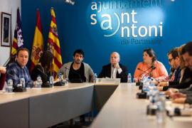 El pleno de Sant Antoni saca a concurso el servicio de agua y alcantarillado