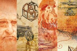 'Los Inventos de Leonardo da Vinci' se expone en el Centro de Historia y Cultura Militar de Baleares