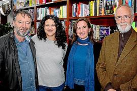 Presentación del libro 'Rafael Ruiz. L'home que pintava pel·licules'