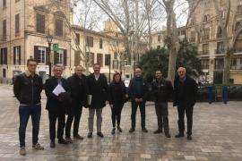 El Consell se reúne con los ayuntamientos de Palma, Calvià, Marratxí y Llucmajor para coordinar la zonificación turística