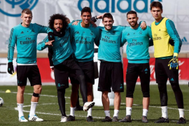 Un joven portero mallorquín a las órdenes de Zidane