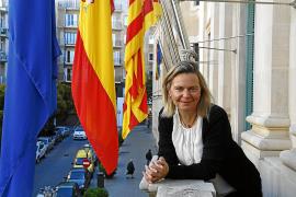 «Ensenyat utiliza el Castell d'Alaró para promocionarse en las primarias de Més»