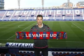 Javier Olaizola, nuevo entrenador del Levante B