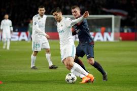 El Real Madrid elimina al PSG de la mano de un excepcional Asensio