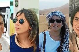Dolor en Inca, Binissalem, Montuïri y Lloseta por la muerte de las jóvenes mallorquinas en Miami
