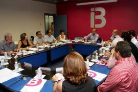 Palazón asumirá las competencias de IB3 hasta que sea nombrado director general por el Parlament