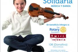 III Gala familiar solidaria de música y danza a beneficio de Amics de la Infància y The Rotary Foundation en Agora Portals