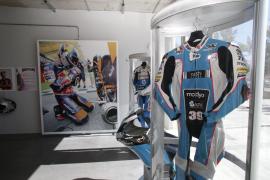 Luis Salom ya tiene su museo permanente en el Palma Arena