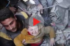 Mueren 45 personas en Guta Oriental tras nuevos bombardeos de la aviación siria y rusa