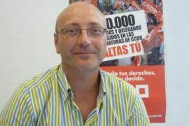 CCOO destaca la «falta de cultura democrática» del Govern por eliminar liberados