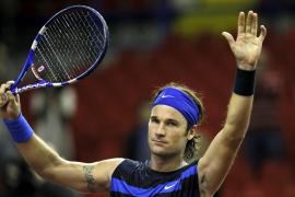 Moyá, director de una academia de tenis «puntera» en Madrid