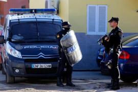 La 'Operación Nitrato' de la Policía Nacional en Son Banya se salda con diez detenidos por tráfico de drogas