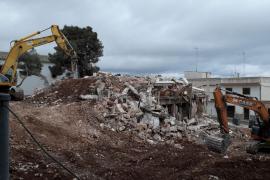 El Hotel Portopetro ya ha sido demolido
