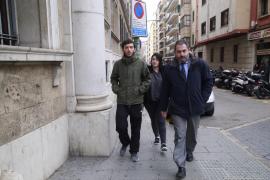 Los acusados por la protesta contra la masificación turística niegan que hubiera «violencia de ningún tipo»