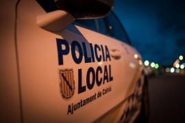 Unos botes de laca y desodorante provocan una explosión en un piso de Santa Ponça