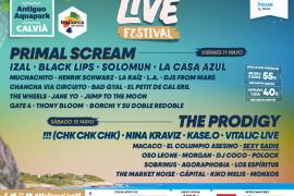 La tercera edición del Mallorca Live Festival se celebra en Calvià