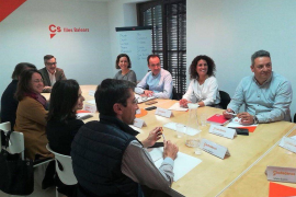 Villegas (Ciudadanos): «Debemos ser una alternativa de gobierno, en Baleares también»
