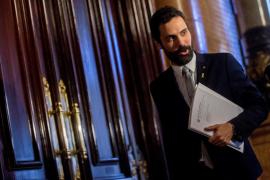 Torrent aplaza el pleno de investidura tras impedir el TS que asista Jordi Sànchez