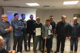 Los 'margers' del Consell de Mallorca, premiados con el 'Siurell de Plata'