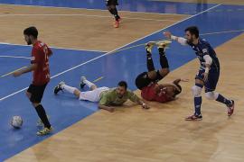 Duro golpe del Palma antes de la Copa de España