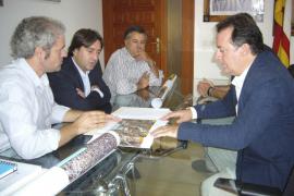 El Consell propone un nuevo trazado para la variante de Inca
