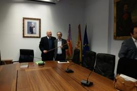 Victor Martí (UxB), el tercer alcalde de Binissalem de esta legislatura