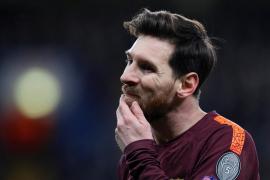 Messi no jugará en Málaga ante el inminente nacimiento de su tercer hijo