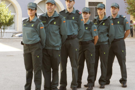 La Guardia Civil, más 'fashion'