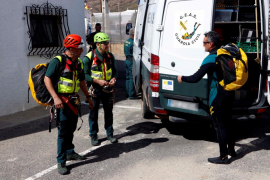 Prosiguen las labores de búsqueda del pequeño Gabriel con más de 250 profesionales y voluntarios