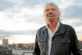 Richard Branson: «Me encanta pasar tiempo con mi familia en Mallorca»