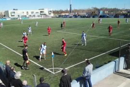 El Atlético Baleares coge aire a costa del colista