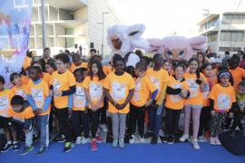 Éxito de participación en la II edición de la carrera solidaria 'Millor Junts' de la Fundación Rafa Nadal