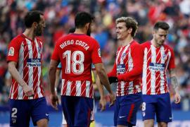 El Atlético de Madrid golea al Celta sin despeinarse