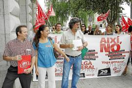 Los sindicatos pedirán a Bauzá que reabra la vía del diálogo