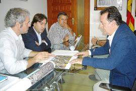 Ajuntament y Consell consensúan un nuevo trazado para la variante Norte