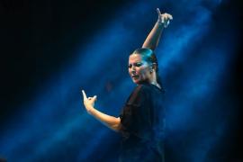 Las 'Sombras' de Sara Baras se viven en el Auditórium de Palma