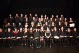Las bandas de música de Sant Llorenç y Campos actúan en Sa Màniga