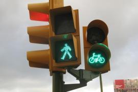 El PP instará a Cort a revisar las frecuencias de los semáforos de Palma