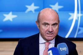 Guindos espera que Bankia pase a manos privadas lo antes posible