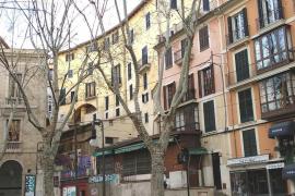 Cs pide en Cort la remodelación de la Costa des Teatre de Palma