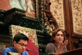 Una sentencia obliga al Ayuntamiento de Barcelona a volver a colocar un retrato del rey Felipe VI