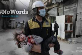 Un millar de niños sirios han resultado muertos o heridos durante los dos primeros meses de 2018