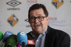 El presidente del Palma Futsal, crítico con su equipo